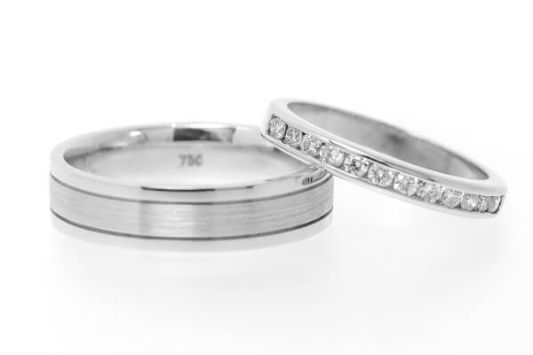Love Central - wedding bands